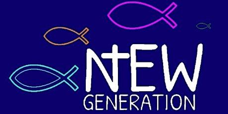 New Generation Präsent 23. 6. Tickets