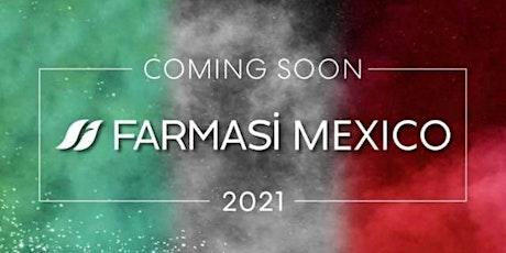 Oportunidad de Negocio Farmasi Mexico boletos