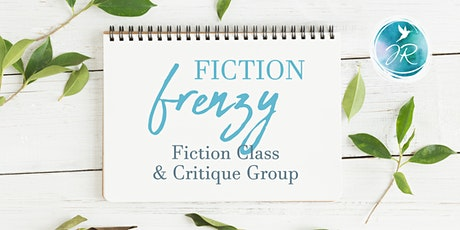 Fiction Frenzy Writing and Critique Workshop, July 2021 tickets