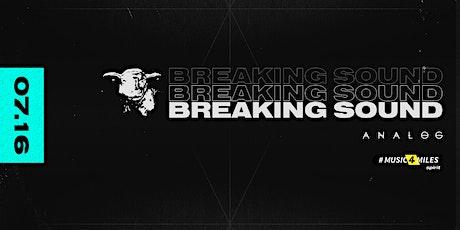 Breaking Sound Nashville feat. Arlana tickets