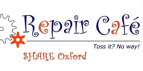 SHARE Oxford Repair Cafe: electrical items tickets