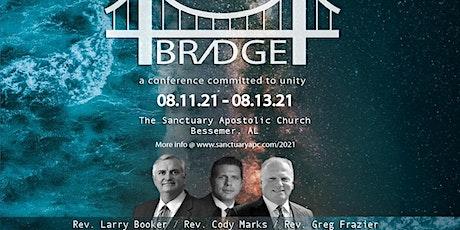 Bridge Conference 2021 tickets