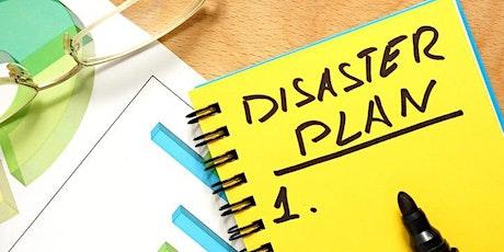Disaster Preparedness-Seniors, Medically Fragile & Cognitive Impairments tickets