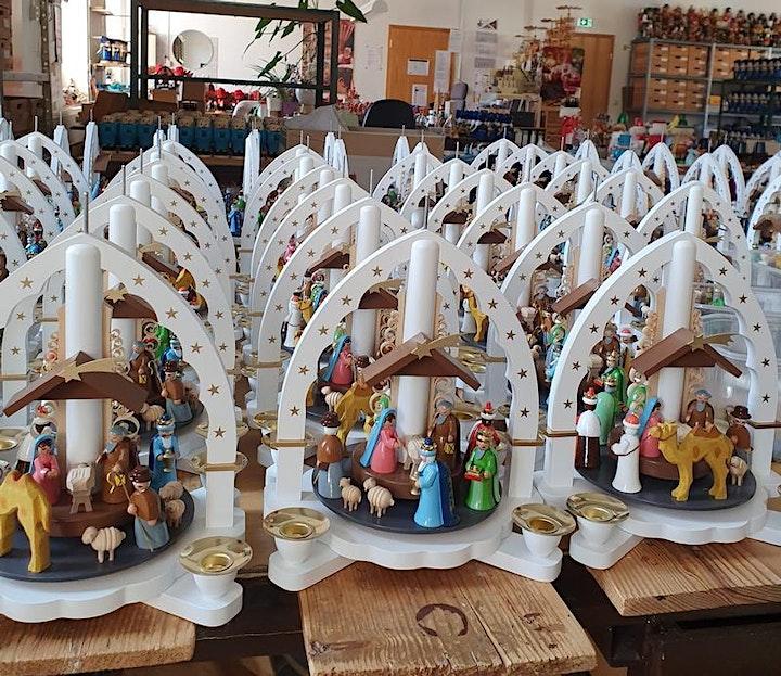 Schmidt Christmas Market at Kingwood Town Center park image