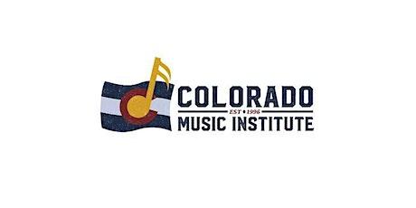 Colorado Music Institute tickets
