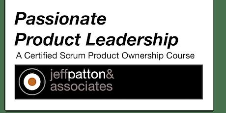 Live Online Passionate Product Leadership Workshop - US/EUR - JUN tickets