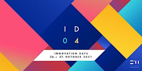 INNOVATION DAYS #04 Tickets