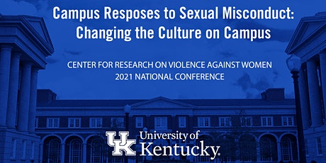 Campus Responses to Sexual Misconduct: Changing the Culture on Campus tickets