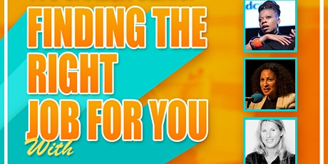 TVC Career Clinic - Finding the Right Job for You tickets