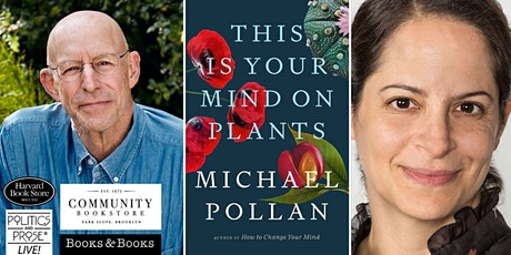 This is Your Mind on Plants: An Evening with Michael Pollan & Alix Spiegel tickets