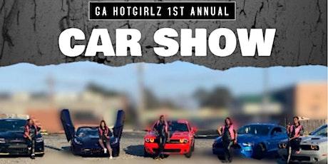 Georgia Hotgirlz 1st Annual Car Show 2021 tickets