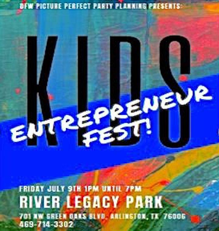 Kids Entrepreneur Fest! image