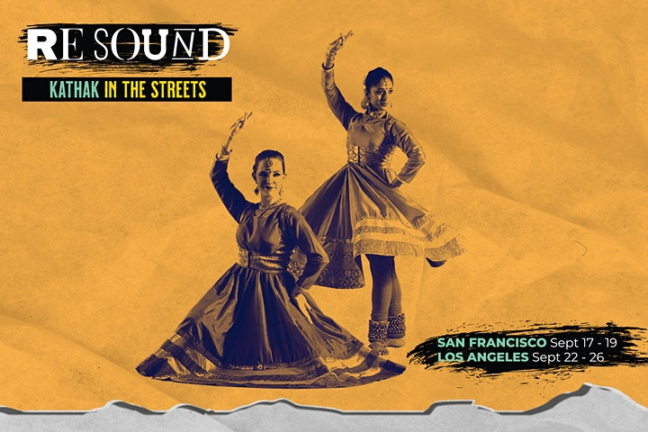 ReSound: Kathak in the Streets (San Francisco) image