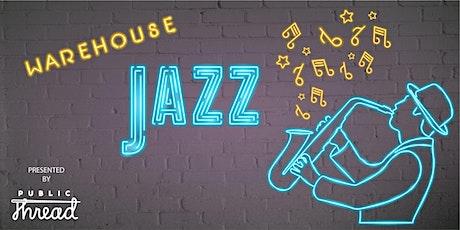 Warehouse Jazz Event tickets