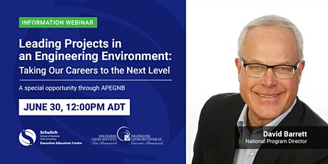 Leading Projects in an Engineering Environment tickets