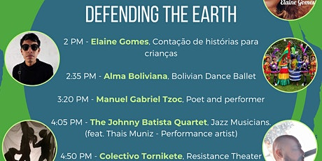 """Festival Closure - """"Defending the Territory, Defending the Earth"""" tickets"""