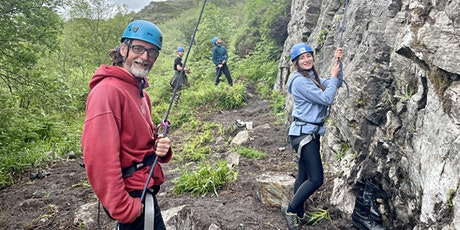 Improvers Rock Climbing Day tickets