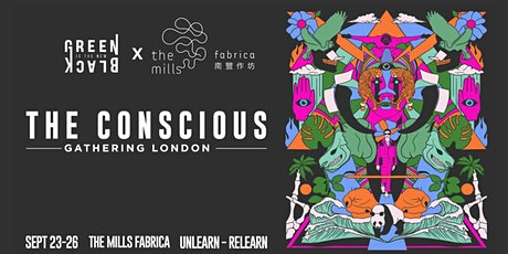 [LONDON] The Conscious Festival 2021 tickets