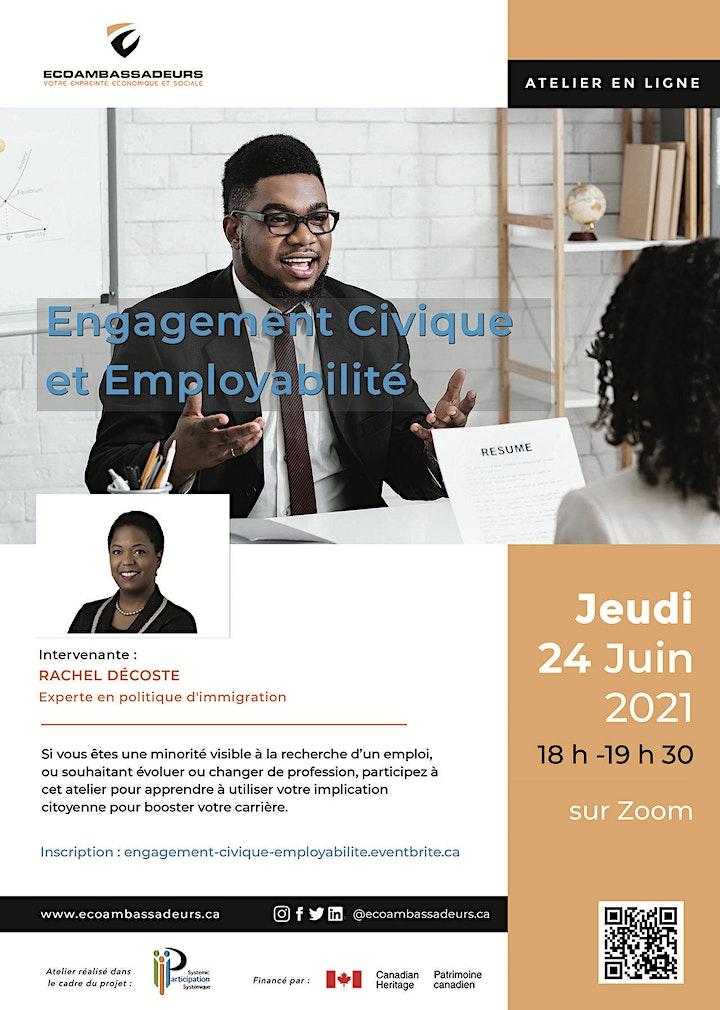 Engagement Civique et Employabilité image