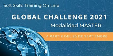 GLOBAL CHALLENGE 2021  entradas