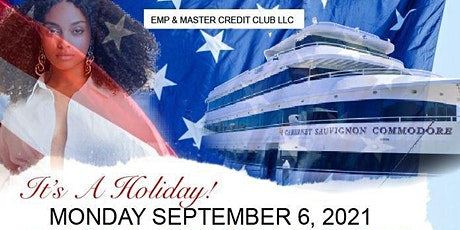 All White R&B Experience On The Bay (3hr. Cruise 4 Level Elegant Yacht) tickets