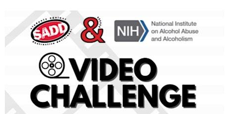 NIAAA Video Challenge tickets