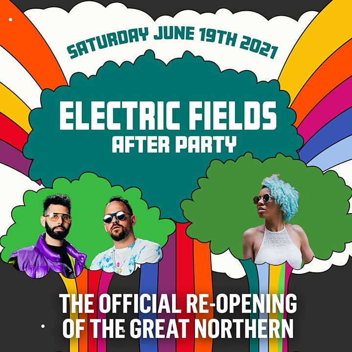 Electric Fields w/ Soul Clap   DJ Holographic   Anthony  Mansfield + more image