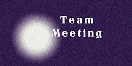 Team Meeting: Channeling and Animal Allies tickets