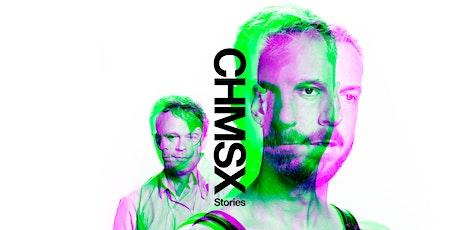 CHMSX Stories in club chUrch. 02-08 - 20.30 tickets