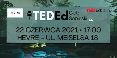 TEDed Sobieski Event tickets