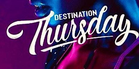 #DestinationTHURSDAYS - Afro Caribbean Dance Party tickets