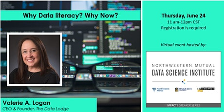IMPACT! An NMDSI Speaker Series: Why Data Literacy?Why Now? tickets