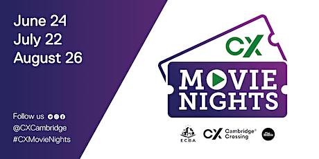 CX Movie Nights tickets