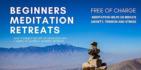 The meditation revolution. Gaining peace of mind tickets