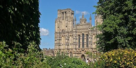 Ian Jelf's (Virtual) Tour of Wells, Somerset's Mediaeval  Gem tickets