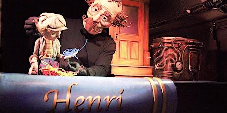L'Autobus-Théâtre : Henri Barbeau (PRÉSENTIEL) tickets