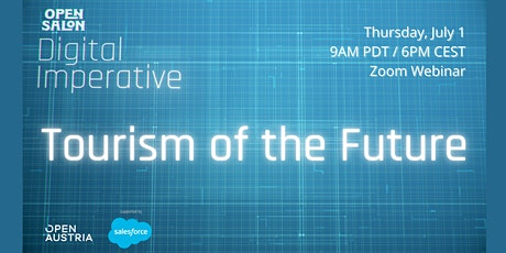 Digital Imperative: Tourism of the Future tickets