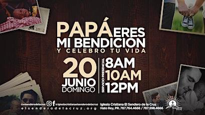 El Sendero de la Cruz - Cultos Día de los Padres  - 20 de junio 2021 boletos
