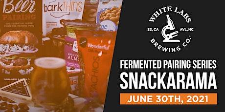 Fermented Pairing Series: Snackarama tickets