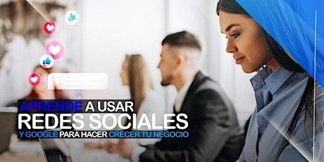 Curso GRATIS Online de Google y Redes Sociales  para Negocios Guadalajara entradas