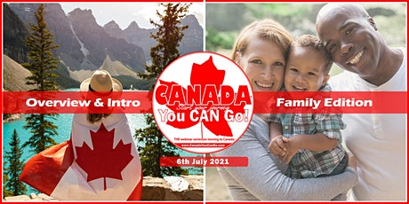Canada - You CAN Go! | Overview & Family Editions tickets