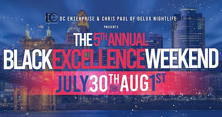 5th Annual Regional Black Excellence Weekend  Cincinnati, Ohio image