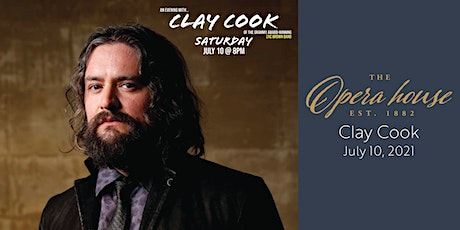 An Evening with Clay Cook tickets
