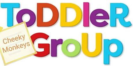 Cheeky Monkeys Toddler Group tickets