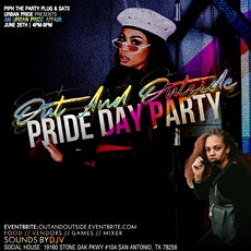 Out & Outside Pride Day Party tickets