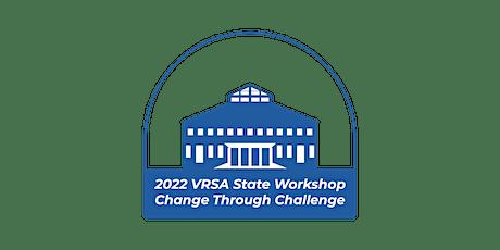 VRSA State Workshop 2022 tickets