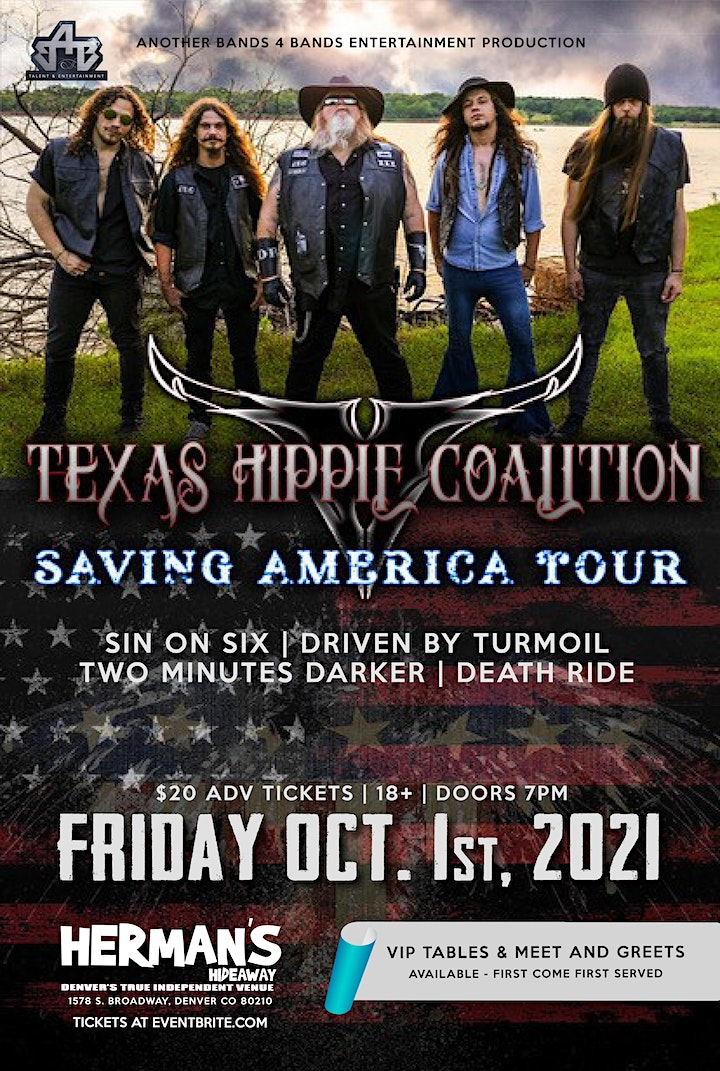 The Return Of Texas Hippie Coalition image