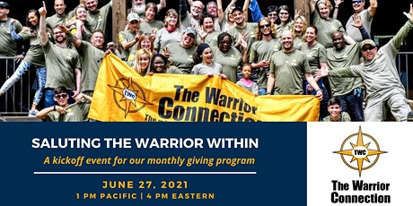 Saluting the Warrior Within tickets