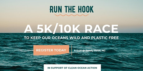 Run The Hook 5K/10K 2021 tickets