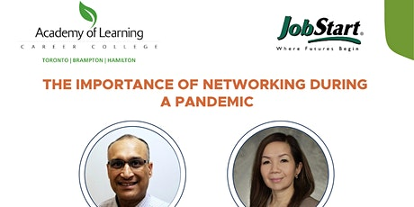 The Importance Of Networking During A Pandemic tickets